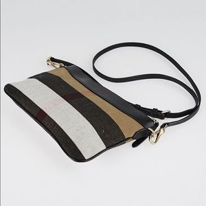 Euc Burberry house check crossbody bag